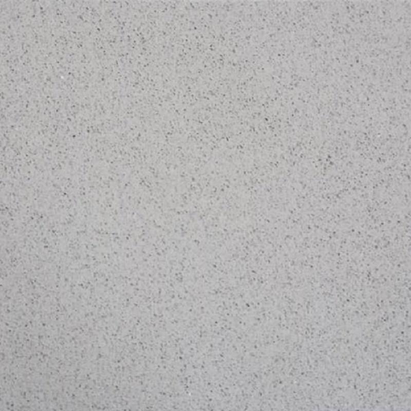 plain grey quartz stone