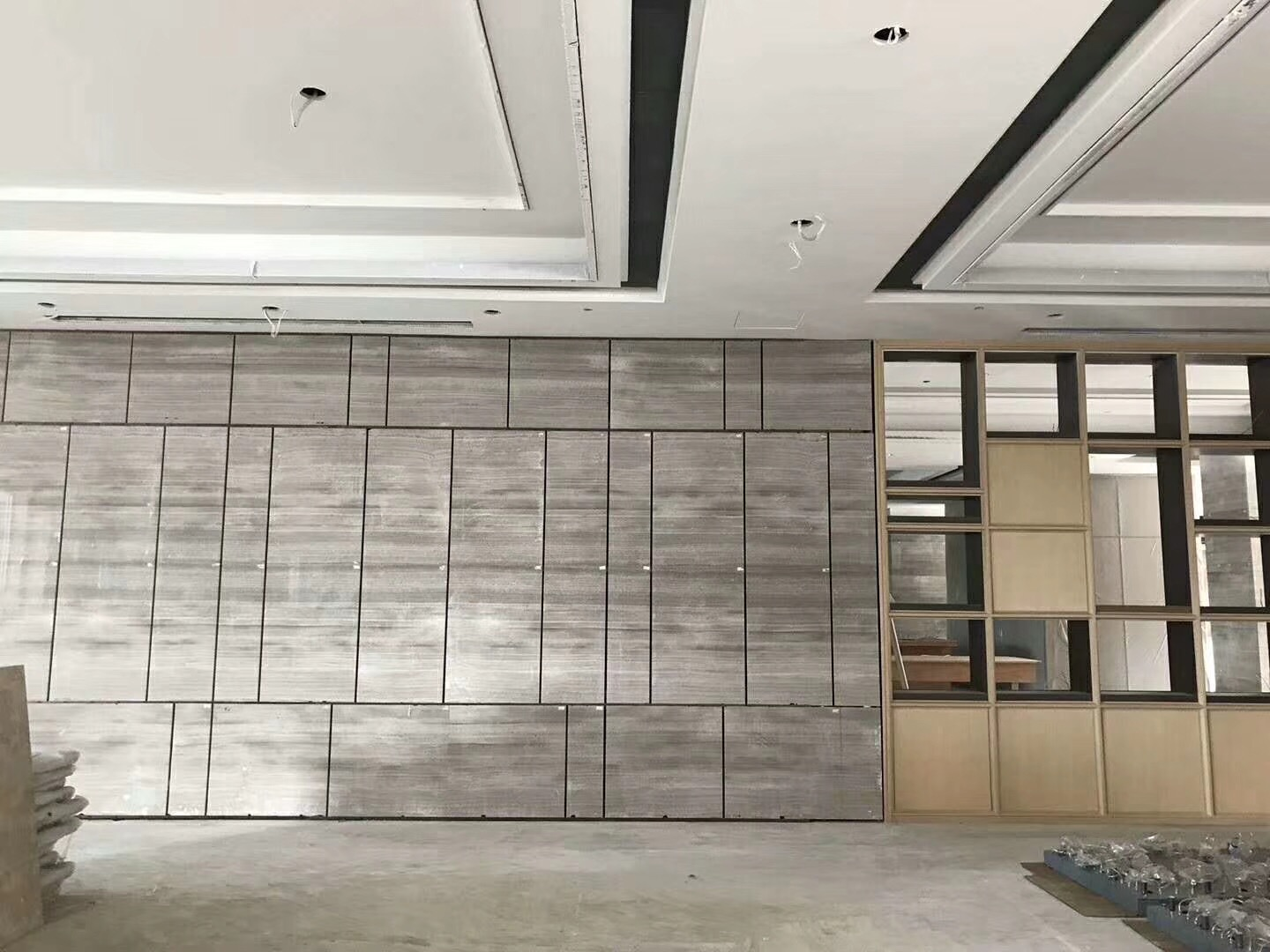 Project of Grey Wood Marble