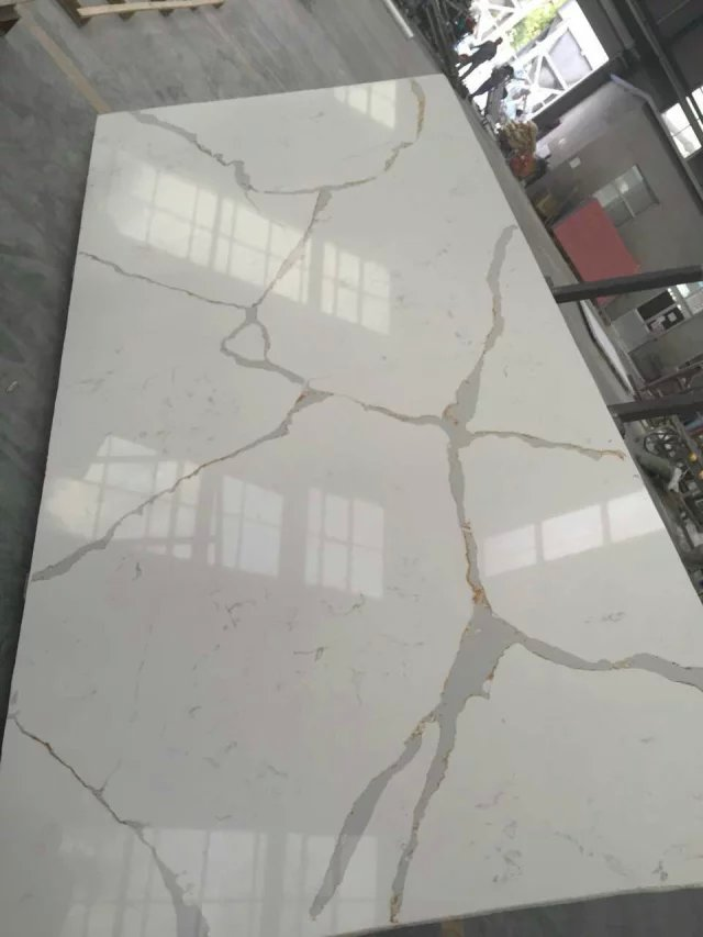 Calaeatta White quartz stone
