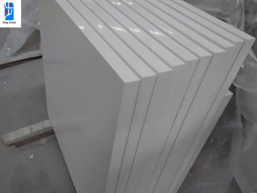 White Quartz Stone Tiles