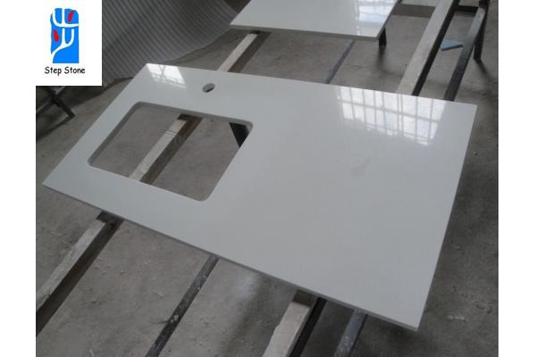 Manufacture artificial silestone quartz countertops
