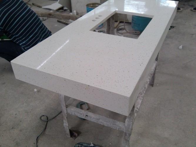 White Artical Quartz stone