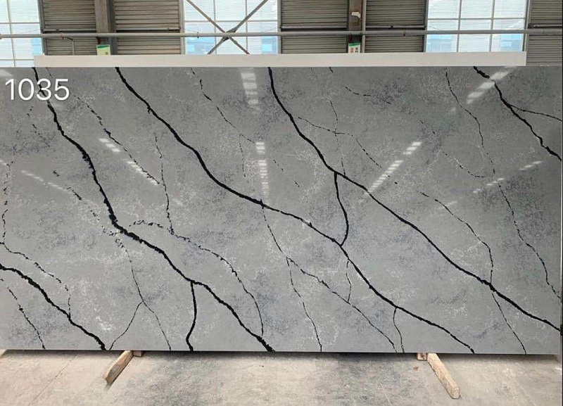 quartz like calacatta marble
