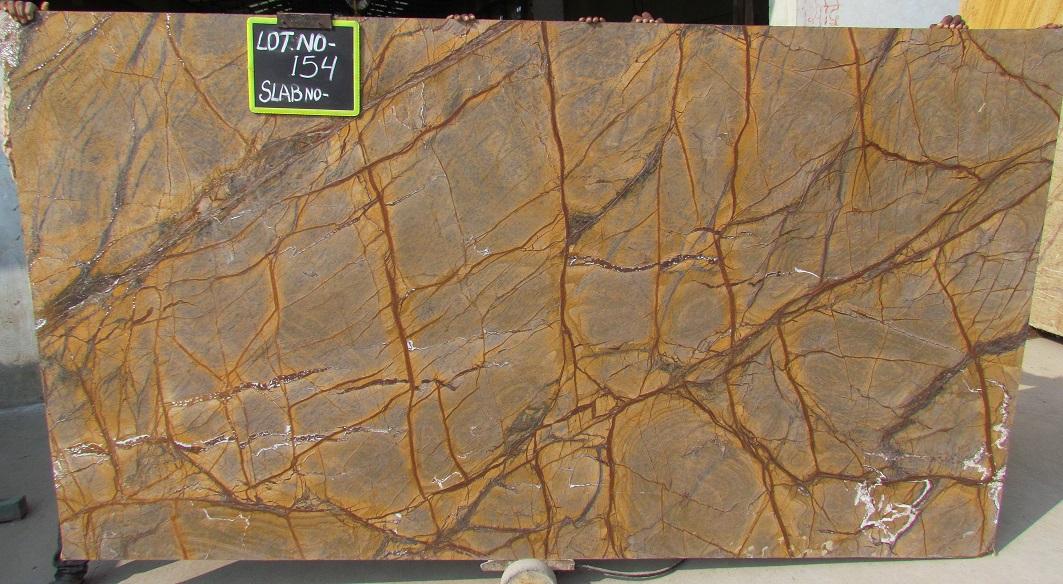 Rain Forest Marble Slabs
