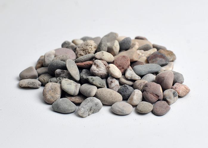 Red Grey gravel