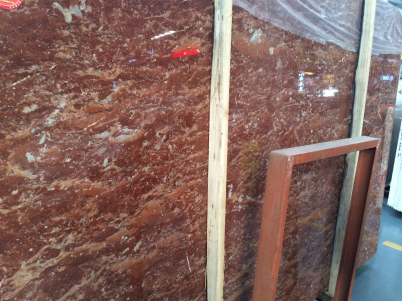 red pearl marble