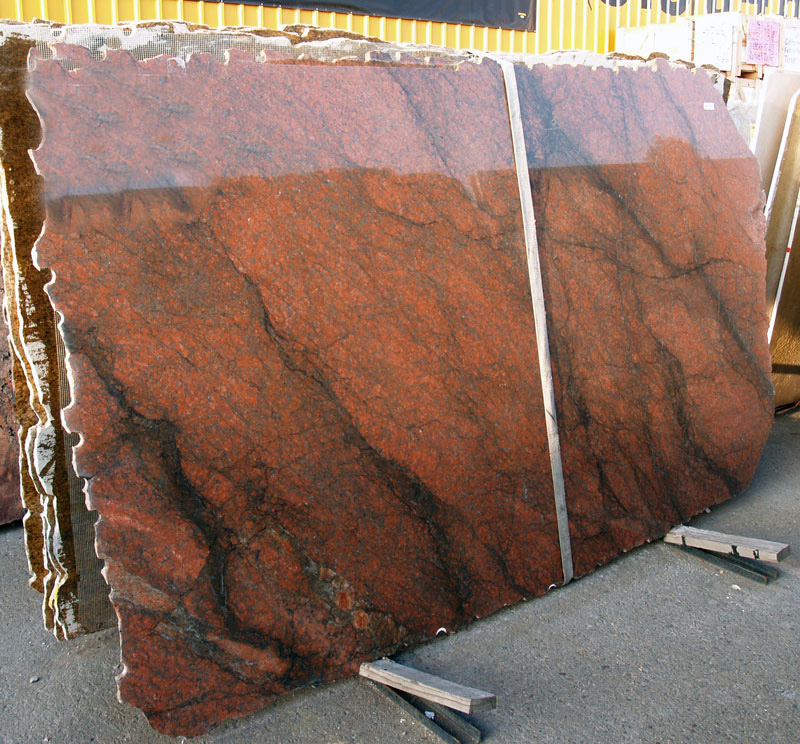 Oracle marble slabs