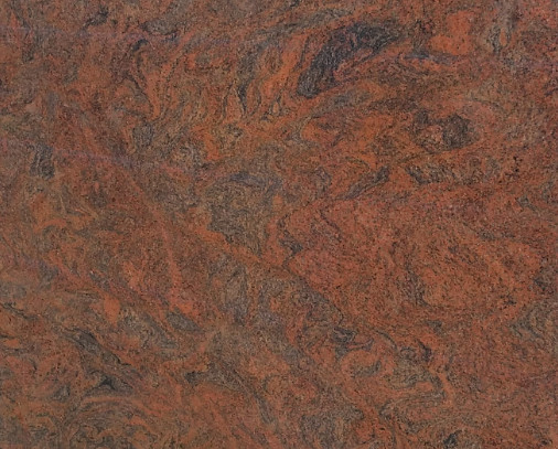 Red Multiclor Granite