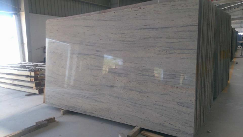 Indian River White Granite Slabs