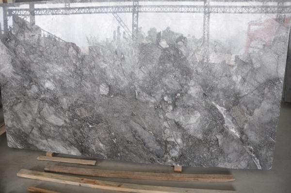 Romantic Grey Marble Slabs