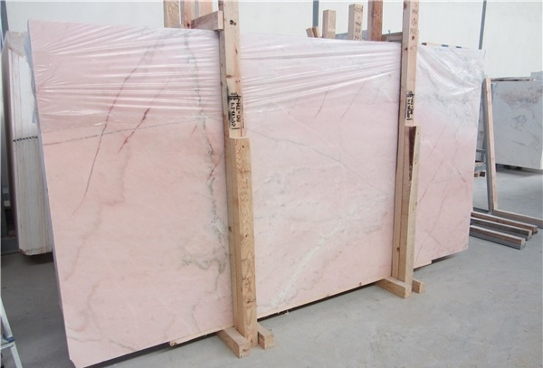 Rosa Portugal Marble Slabs
