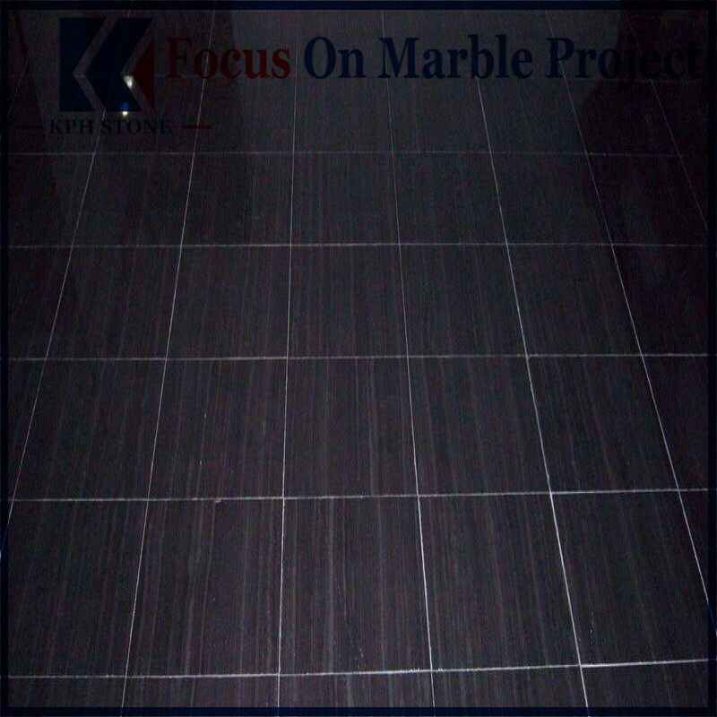 Royal Golden Flower Marble Floor Tiles