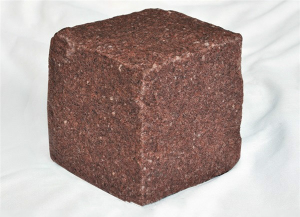 Ruby red cobble