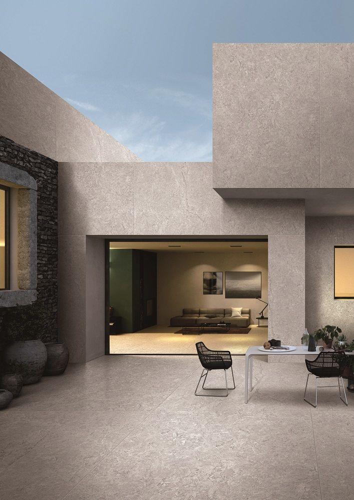 Sahara Grey Building Facades