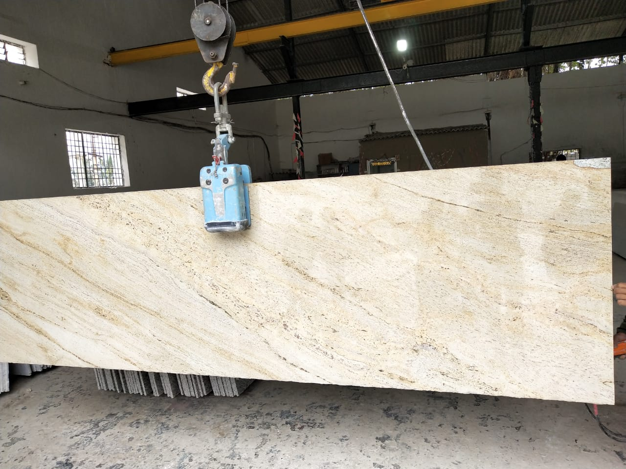 Sandunes Gold Granite Slabs