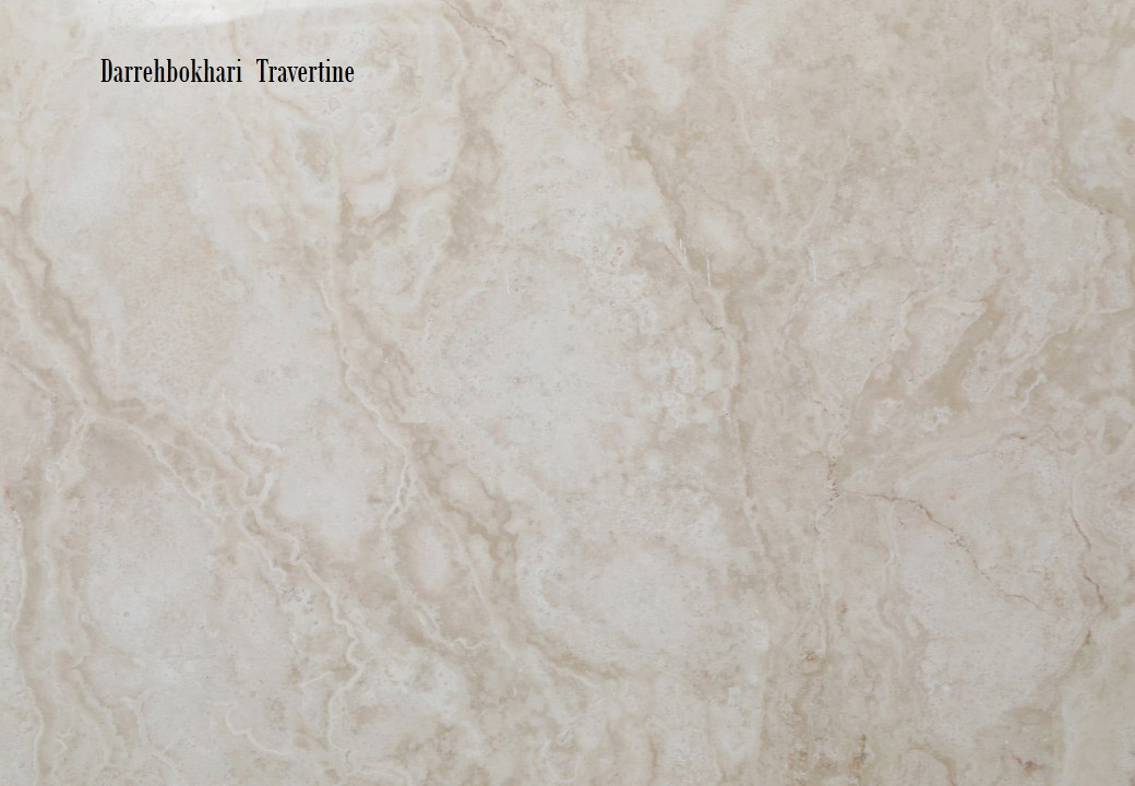 Darrehbokhari travertine