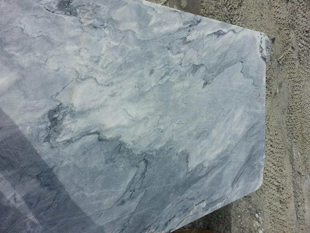 Belevi Grey Marble Blocks
