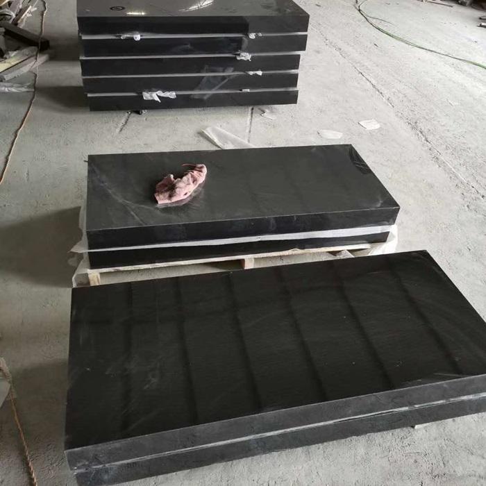 China Shanxi Black Granite Tiles