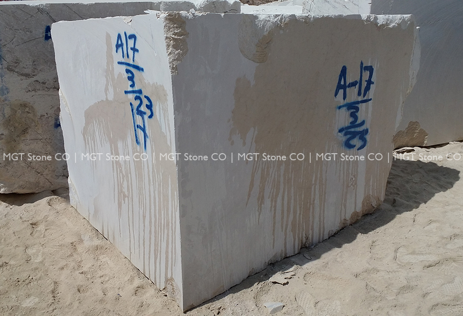 Shayan Botticino Marble Block