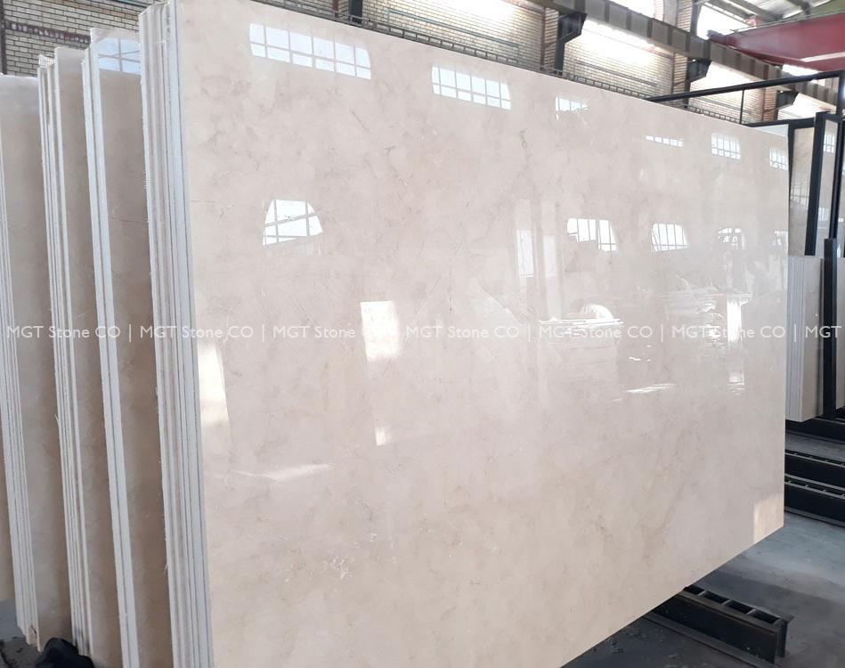 Shayan Botticino Marble Slab