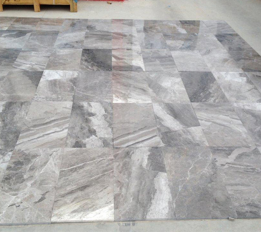 Silver Royal Marble Tile