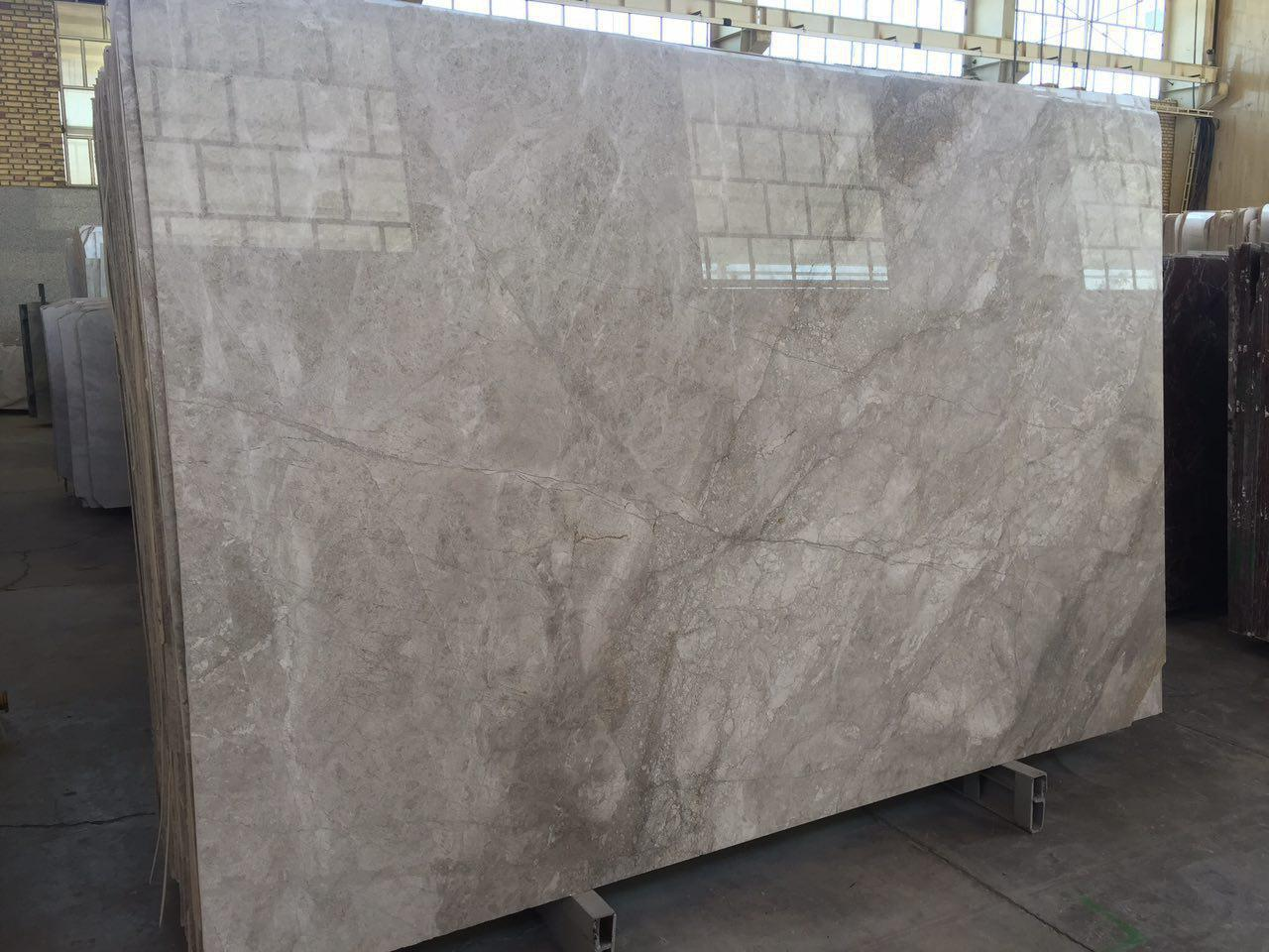 Marble Silver Silk