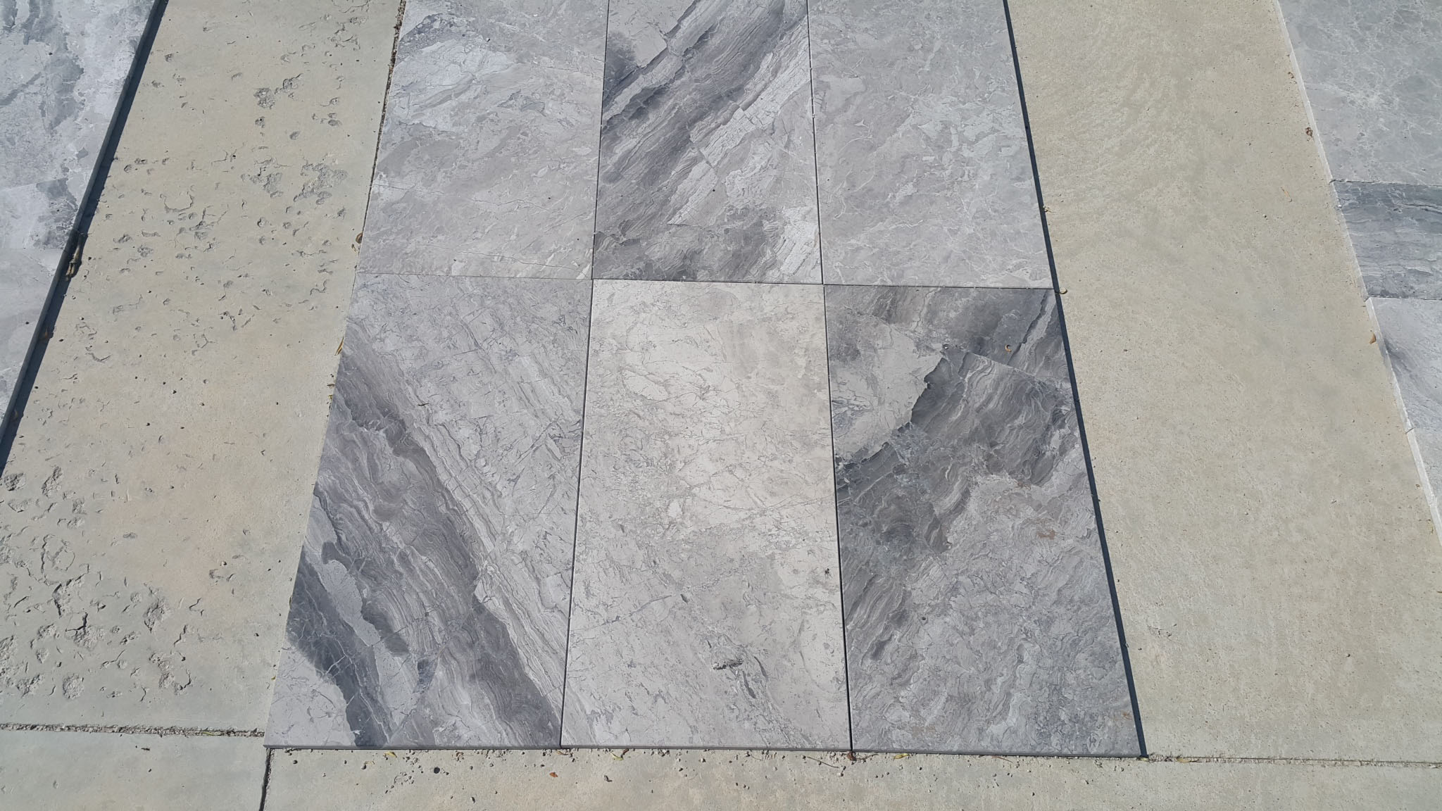 Grey Marble Turkish Silver Royal Marble