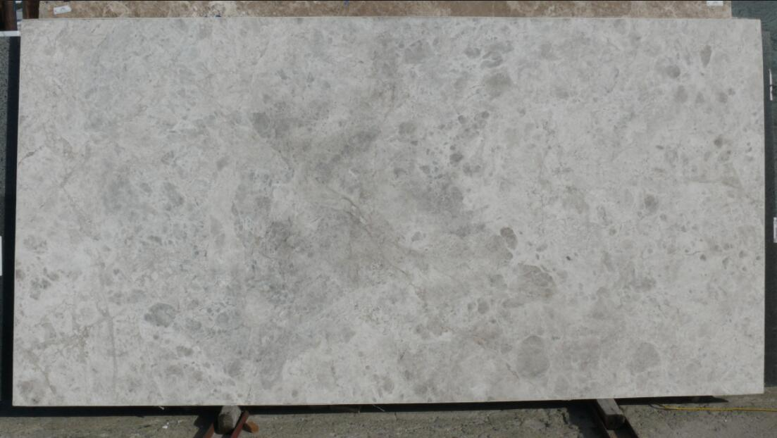 silver shadow marble slab polished