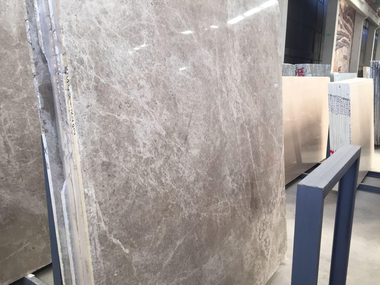Silver Grey Emperador Marble