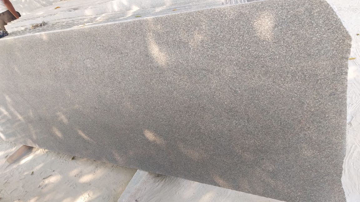Sira Gray Granite Slabs