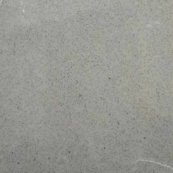 sky grey quartz stone slab