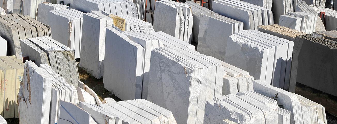 Bianco Carrara Slabs White Marble Slabs