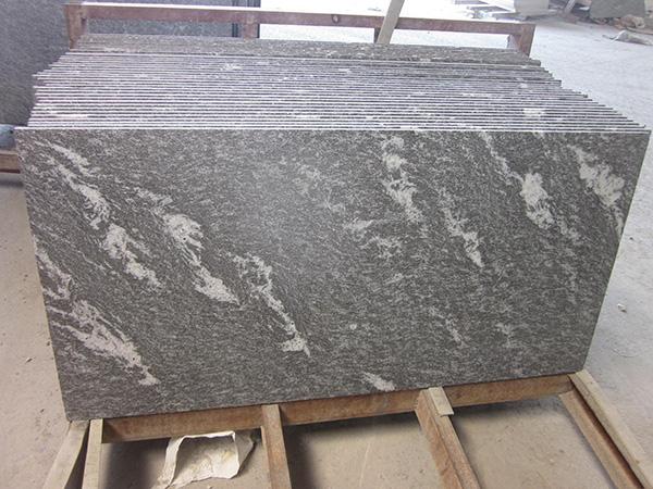 Snow grey tile