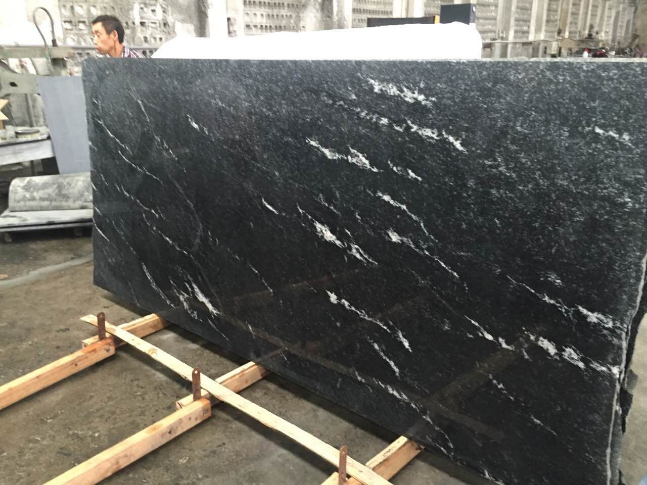 Granite Snow Grey Slab