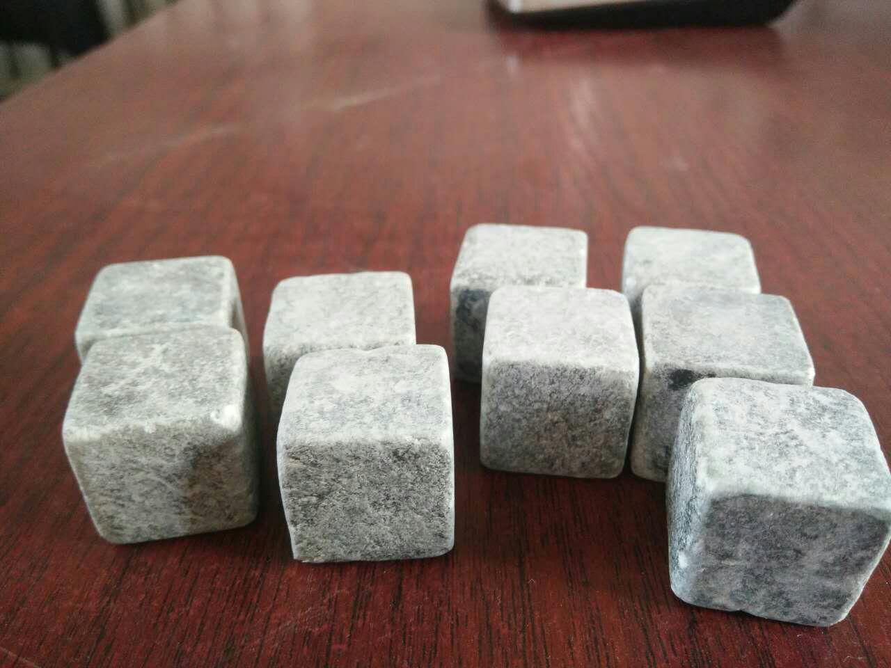Soapstone Icecube Whisky Ice Cube Stone Wine Stone