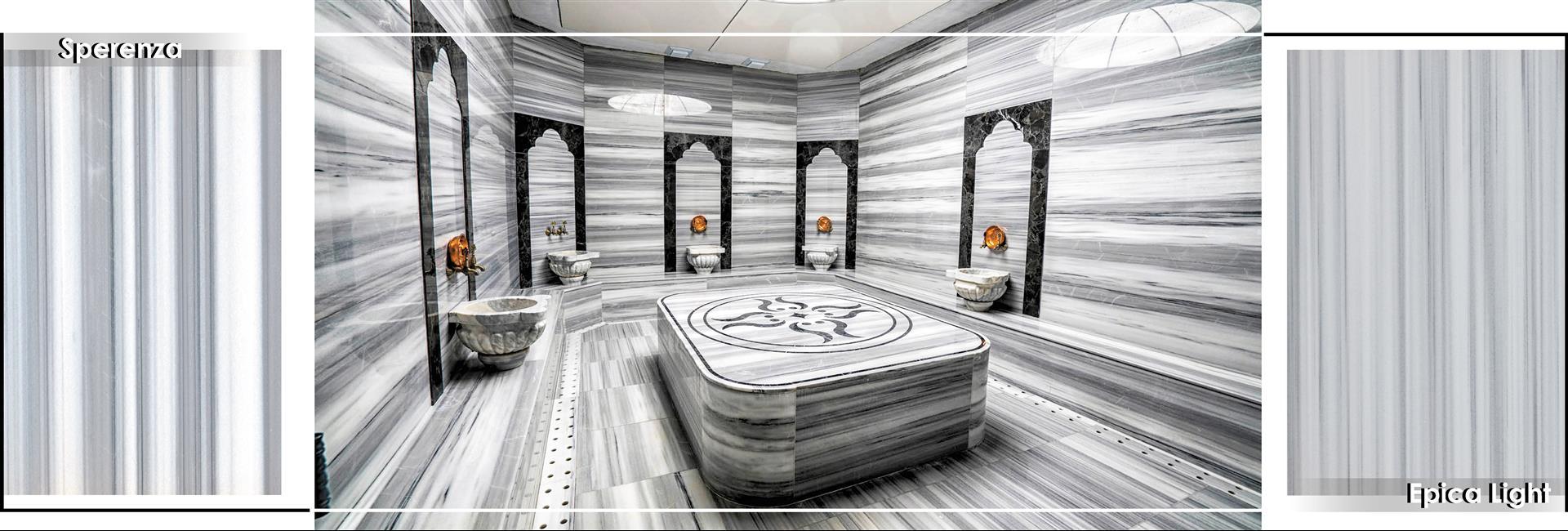 Marmara White Marble - Sperenza
