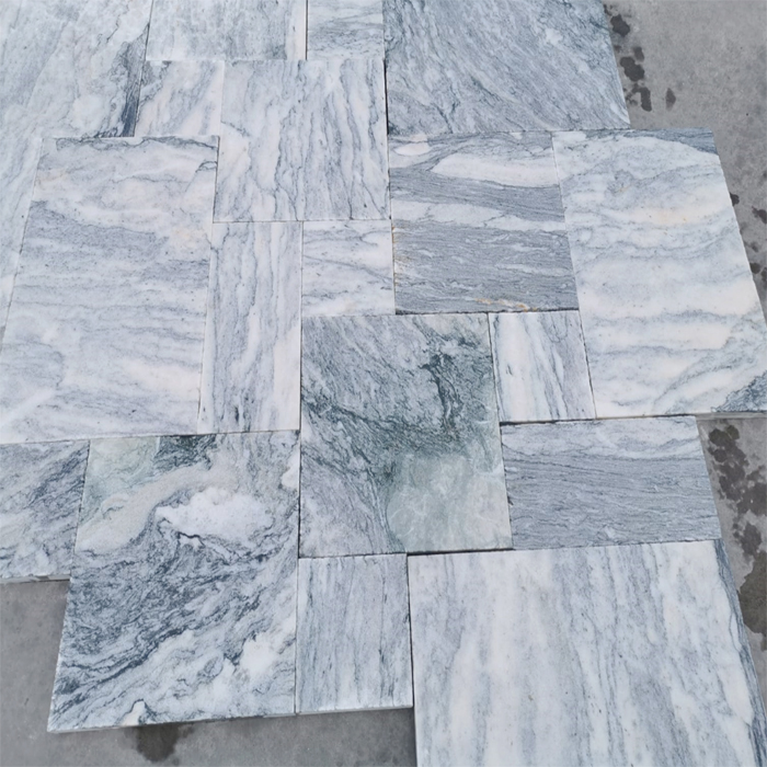 Turkish Calacatta Marble Pavers