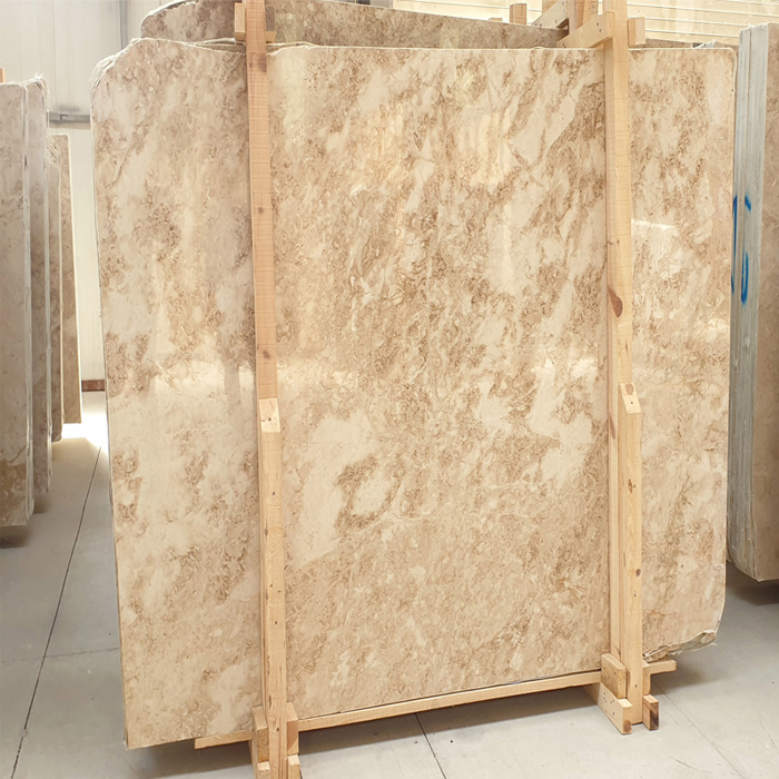 Crema Cappuccino Marble Slabs