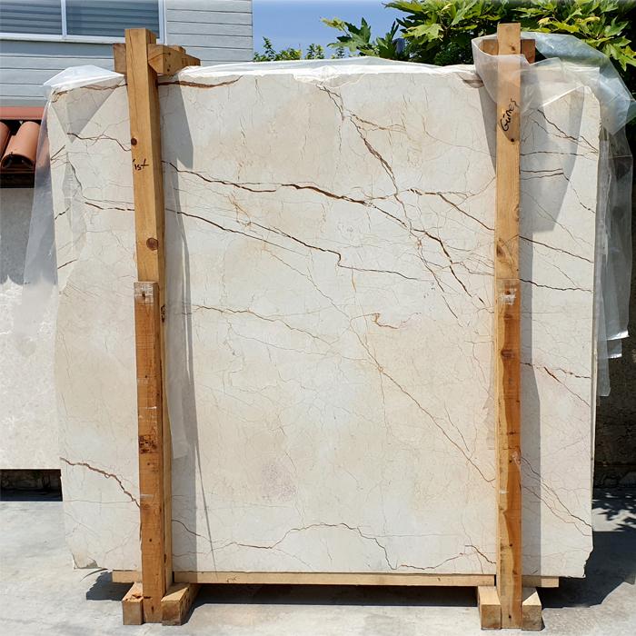 Sofitel Gold Beige Marble Slab