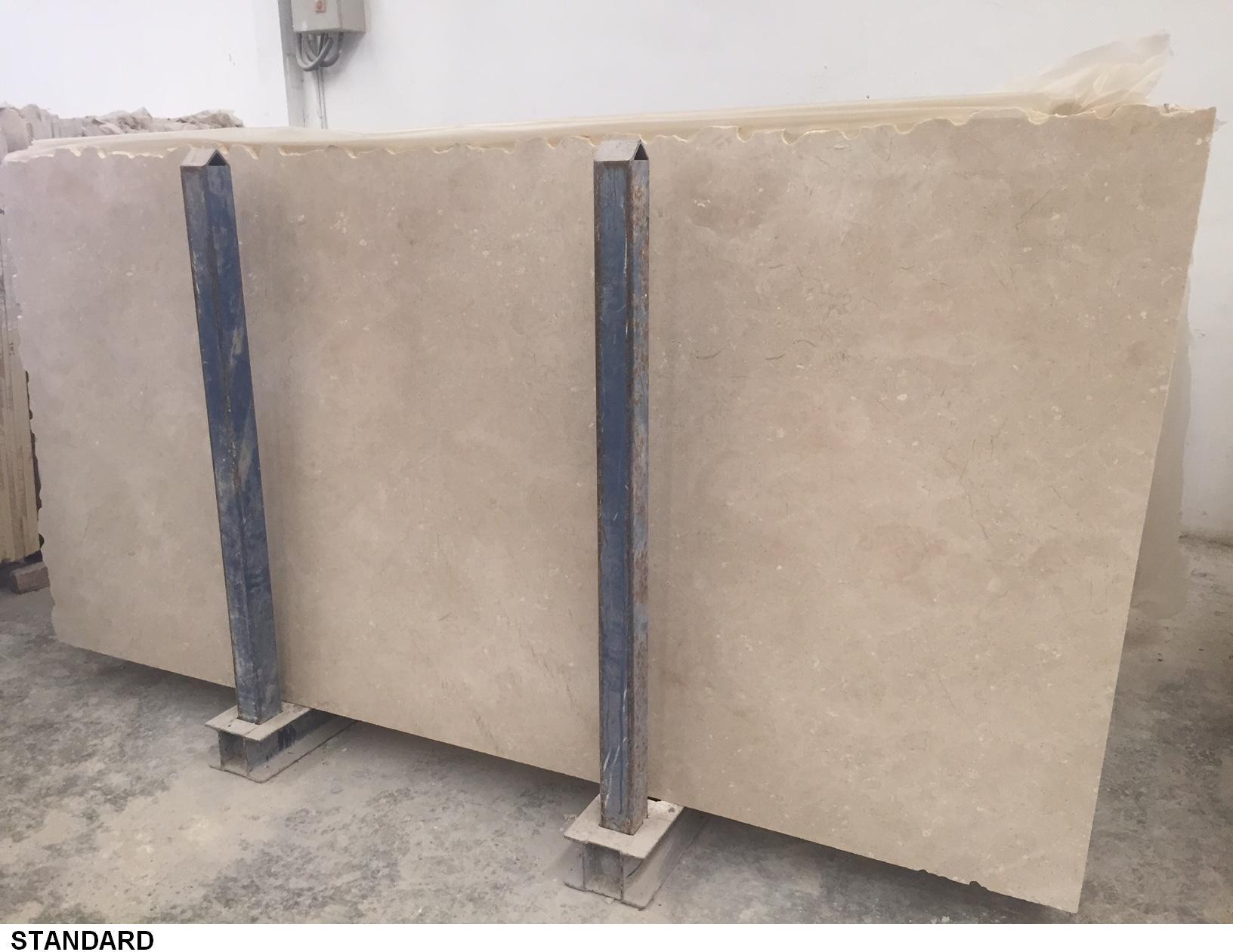 Spanish Crema Marfil Marble Slabs