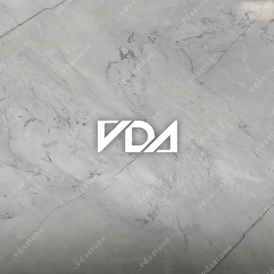 White Marble With Grey Line B