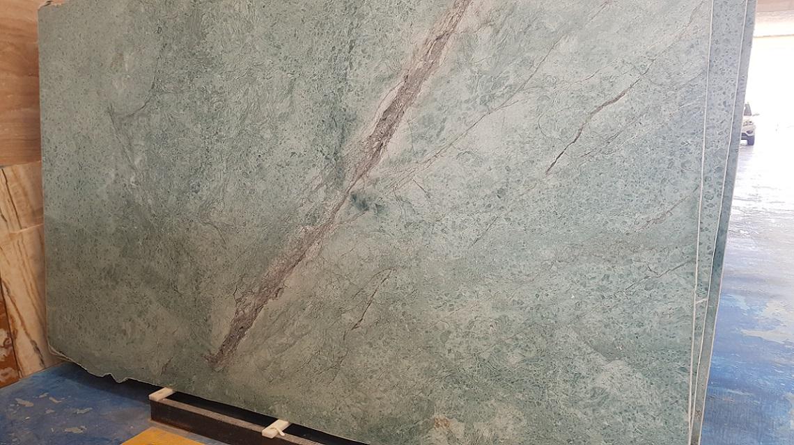 Costa Esmeralda Green Granite Slab