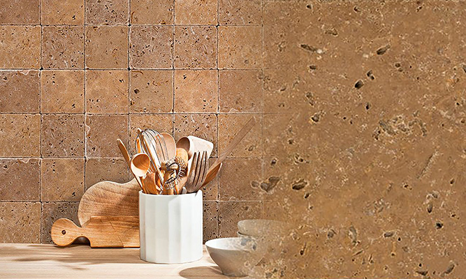 Noche Antique Travertine