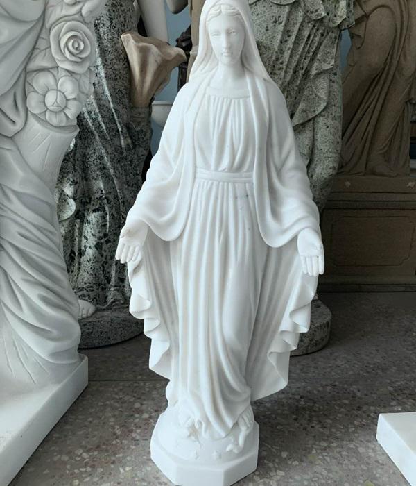 White Onyx Stone Statue Caving