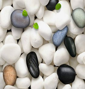 Small pebbles Decorative Natural Grain stone pebbles