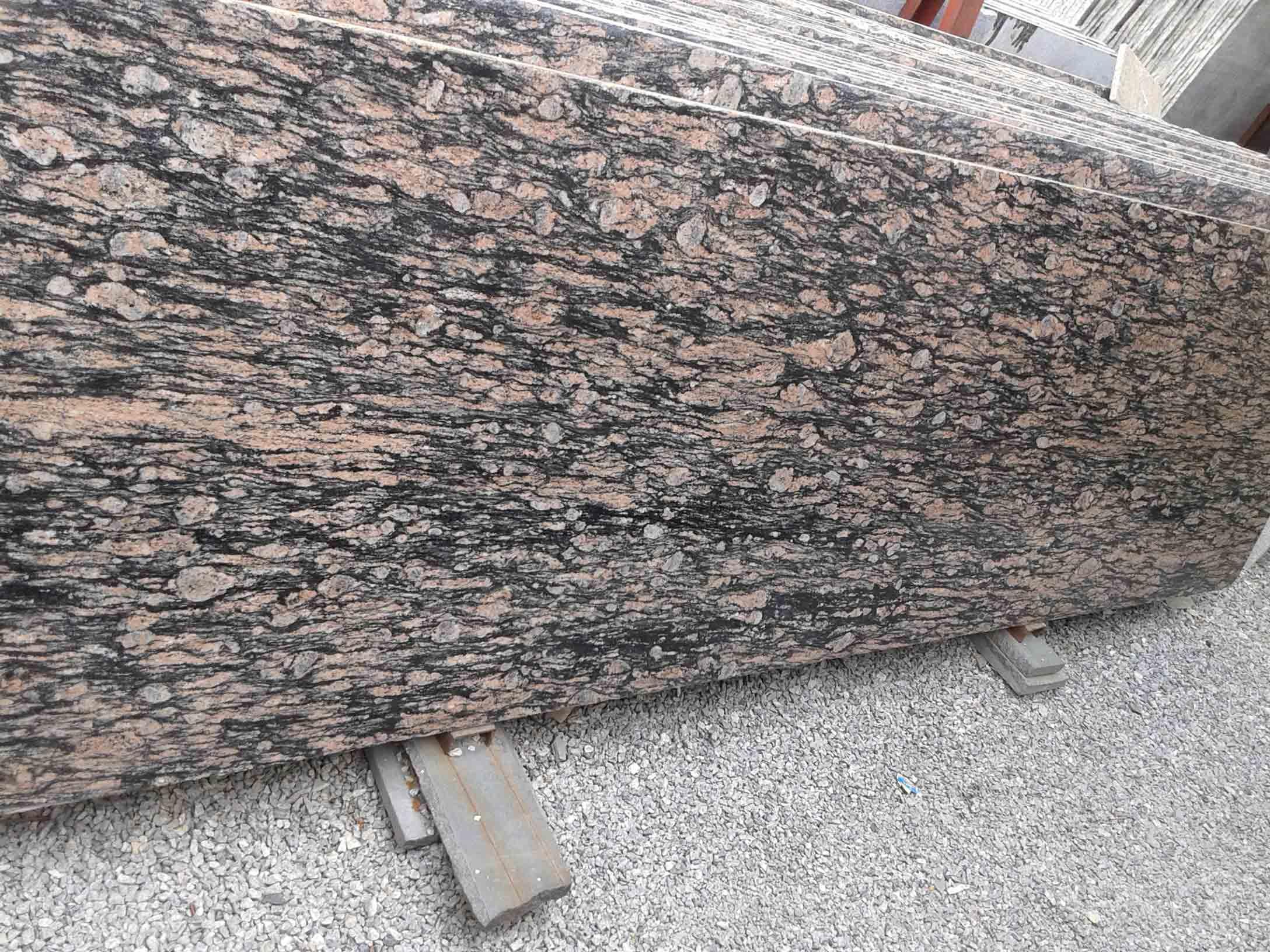 Sunrise Gold -5s Granite