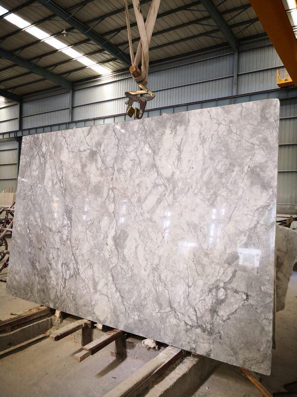 Brazilian Super White Quartzite Slabs
