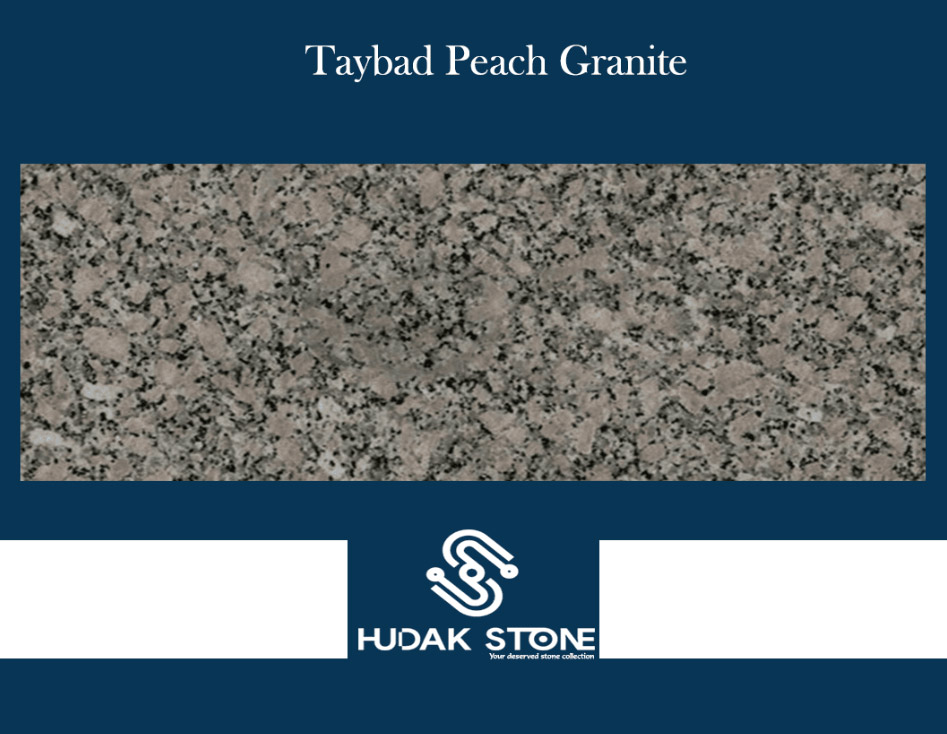 taybad peach granite