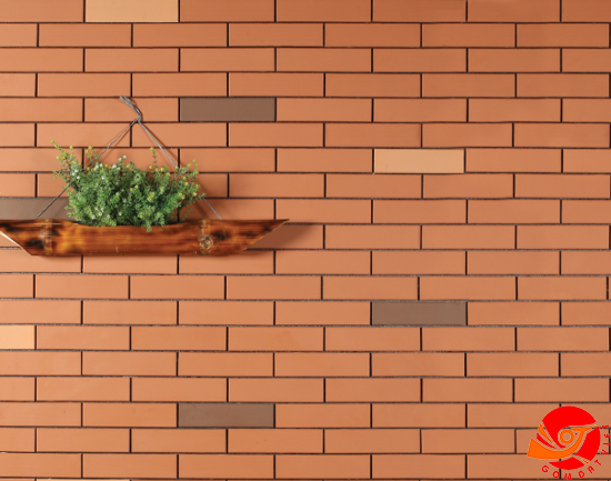 Terracotta Wall Cladding Tiles 240x60x9mm