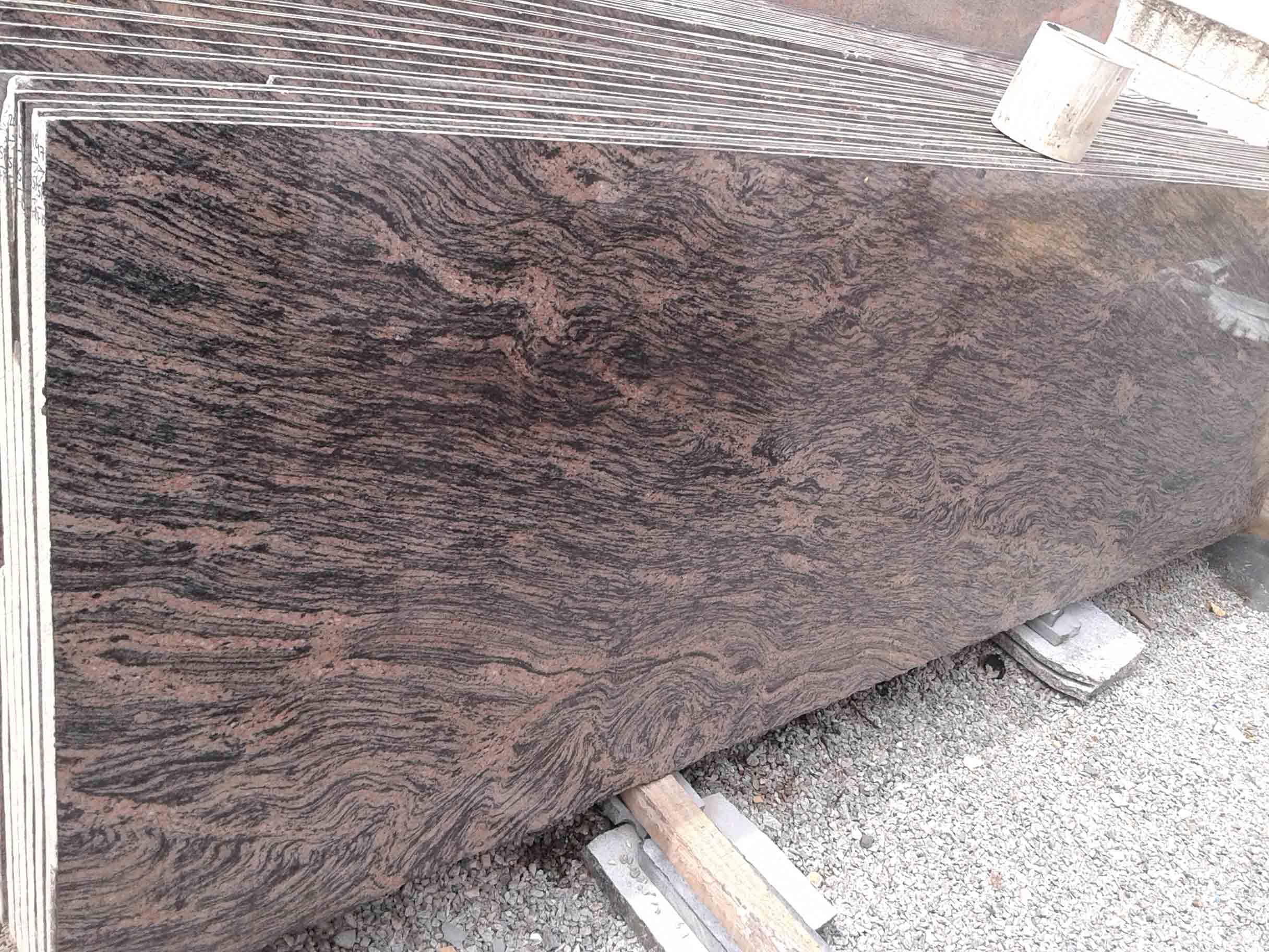 Tiger Skin -5s Granite